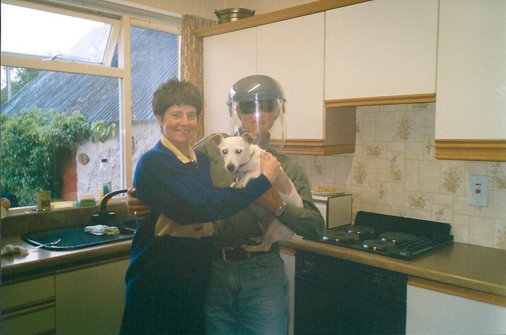 Dave Susan and Judy