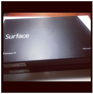 Surface to give away