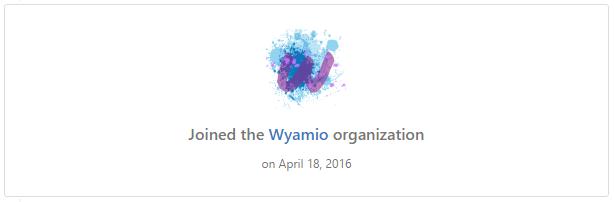 Wyam Organisation on GitHub