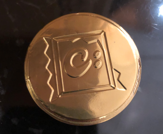 Chocolatey Fest Coin
