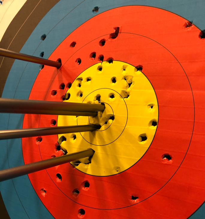 Archery Not Bad
