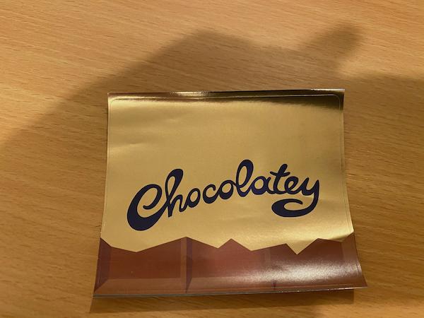 Chocolatey Golden Ticket