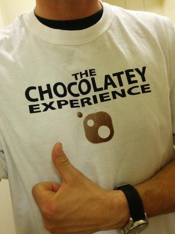 Chocolatey Experience - White